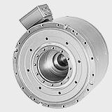 DirectDrive, wassergekühlt, max. 7.000 Nm, Siemens