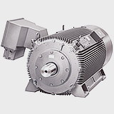 DirectDrive Synchron, air-cooled, max. 23.000 Nm, Siemens