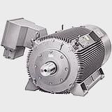DirectDrive Synchron, luftgekühlt, max. 23.000 Nm, Siemens